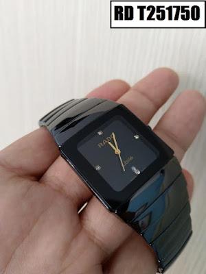 Đồng hồ nam cao cấp dây đá ceramic RD T251750