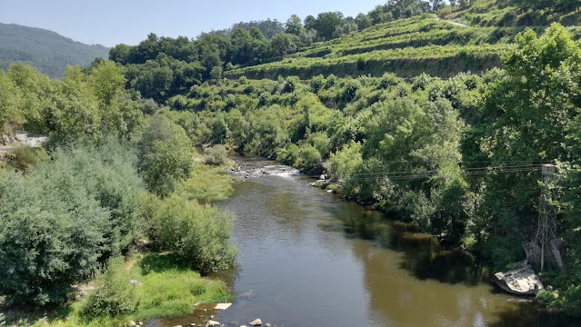 àguas do Rio Tâmega