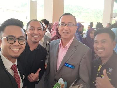 Antara guru aktif berkongsi pengajaran di Youtube bersama Dr Amin Senin. Cg Safuan, Cg Hailmi dan Cg Romie