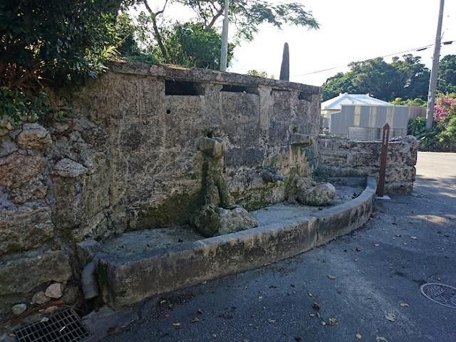 正泉井の写真