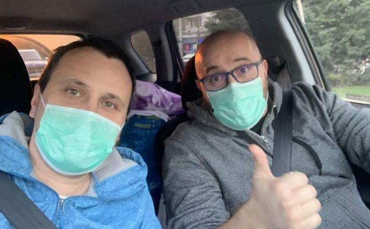 """Bogdan Aron, pacientul numărul 24 cu coronavirus, mesaj după externare: """"Ne paște un pericol mare"""""""
