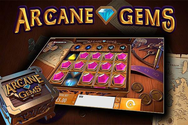 Main Gratis Slot Arcane Gems(Quickspin)