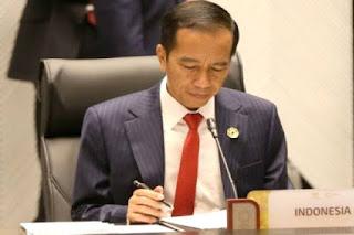 Banyak Kontroversi, UU Cipta Kerja Akhirnya Diteken Jokowi Totalnya Ada 1.187 Halaman