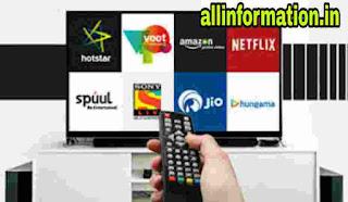 भारत के टॉप Free Movie Streaming Sites और Apps