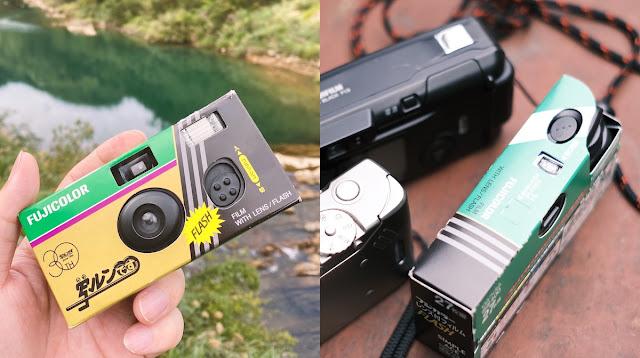 [復古] [相機] FUJIFILM 富士即可拍 QuickSnap Simple Ace 30 周年復刻版:浪漫底片情懷再現