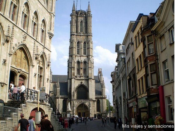 Catedral de San Bavón, Gante
