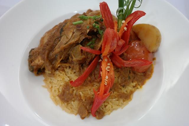Nasi Kuzi Ayam