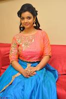 Nithya Shetty in Orange Choli at Kalamandir Foundation 7th anniversary Celebrations ~  Actress Galleries 090.JPG