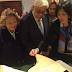 Η επίσκεψη του Προέδρου της Δημοκρατίας στο Πανεπιστήμιο του Άμστερνταμ