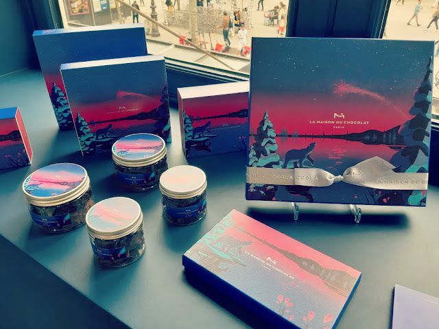 La Maison du Chocolat bûche de noël galette des rois pâtisserie noël 2019 épiphanie