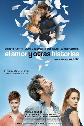 Sexo Fácil, Películas Tristes / El Amor Y Otras Historias [2015] [DVDR] [NTSC] [Latino]