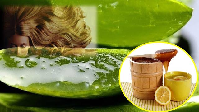 Tratamientos para el cabello con sabila o aloe vera