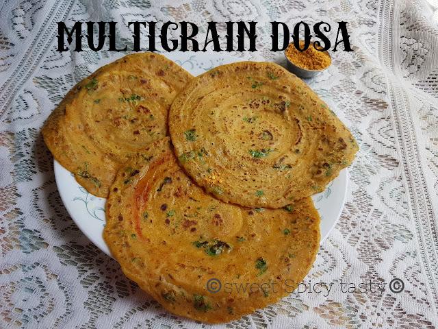 multigrain dosa, instant dosa, healthy dosa, diabetic friendly dosa, jain dosa, jain multigrain dosa, no onion no garlic multigrain dosa,