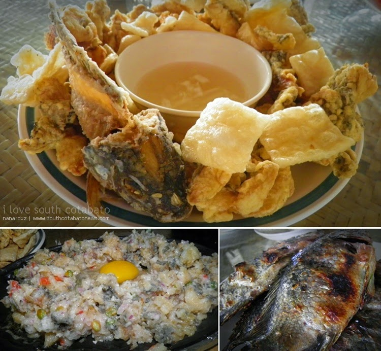 Tilapia Dishes in Lake Sebu