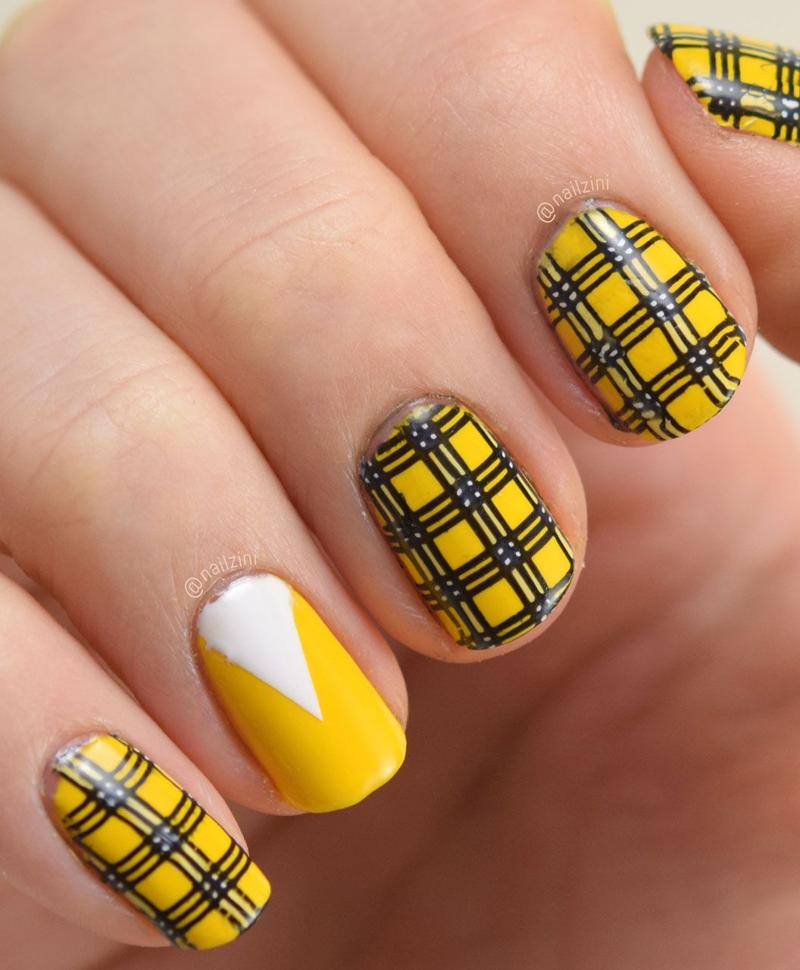 10 Cute Manicures for Short Nails