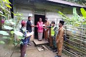 Pelda Momon Amar  Dampingi Kades Salurkan BLT-DD Tahap III