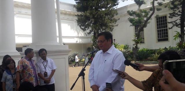 Golkar Dapat 3 Menteri, Dua Orang Sudah Ke Istana