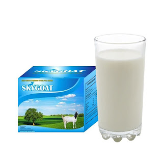 SKYGOAT Susu Bubuk Kambing Etawa Full Cream
