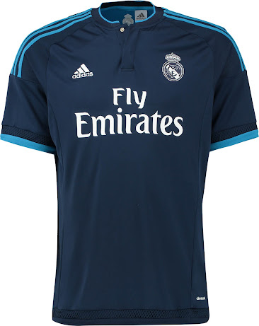 finest selection d0507 2d0f8 Real Madrid 15-16 Kits Released - Footy Headlines