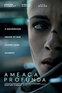Review – Ameaça Profunda