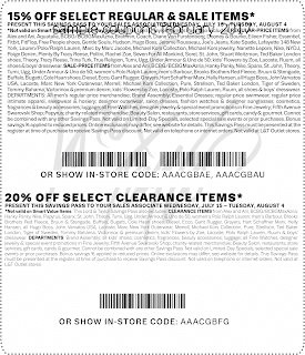 Lord & Taylor coupons for february 2017