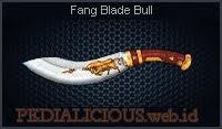 Fang Blade Bull
