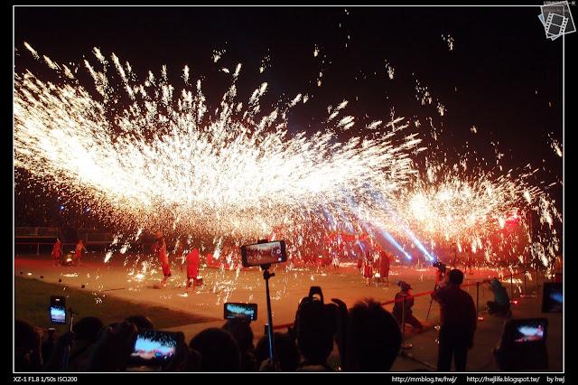 2018-03-02 南投燈會-重慶銅梁火龍再次精彩登場(世界非物質文化遺產)