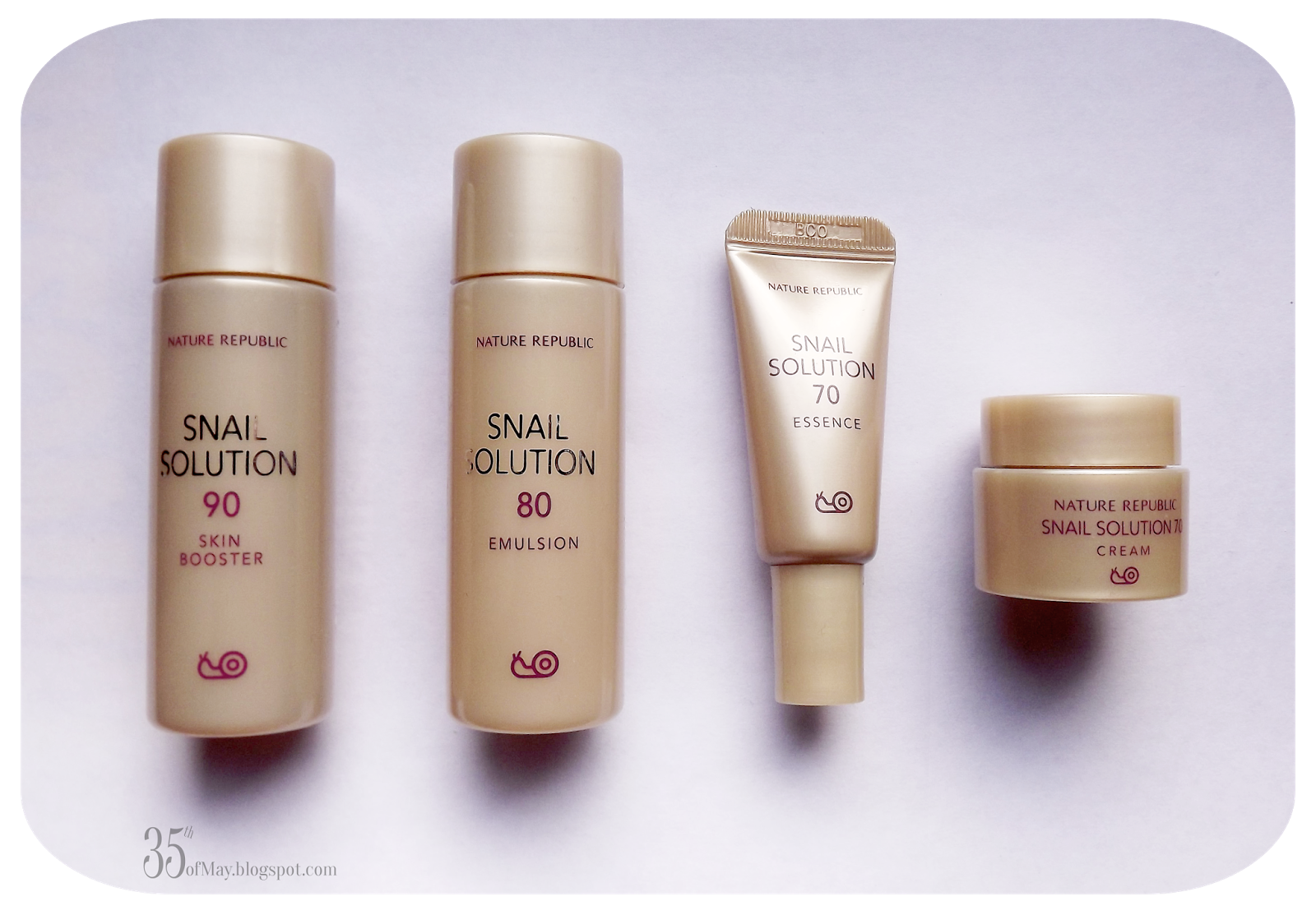 Nature Republic Snail Solution