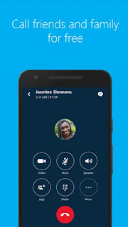 Skype Android Download APK Version 8.0.0.44736