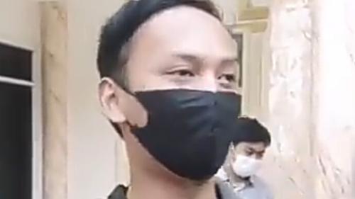 Garang Saat Copot Masker Jemaah Masjid, Pemuda Nawir: Maaf Saya Khilaf