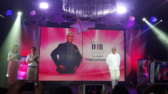 Maestro Ryan Cayabyab returns as the camp master who will lead the Music Workshop