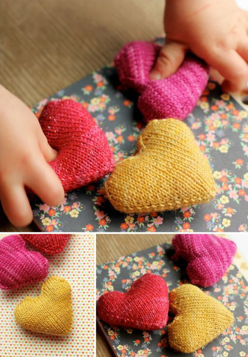 Love You Forever - Free Pattern