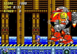 Boxed Pixels Mega Drive Review Sonic The Hedgehog 2 Game 184