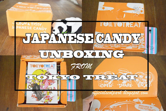 Japanese Candy Unboxing from Tokyo Treat
