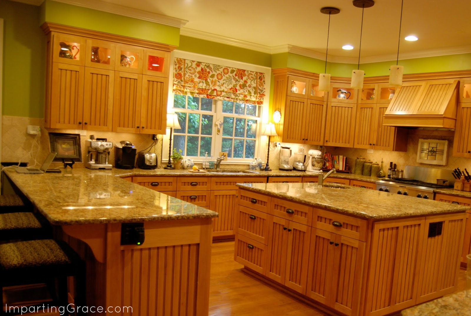 Imparting Grace: Help with kitchen design decision