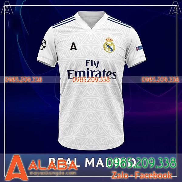 Đặt may quần áo đá bóng chất lượng - Mã ALB 086