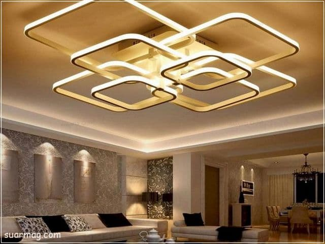 ديكورات جبس اسقف راقيه 2020 16 | High-class Gypsum Ceiling 2020 16
