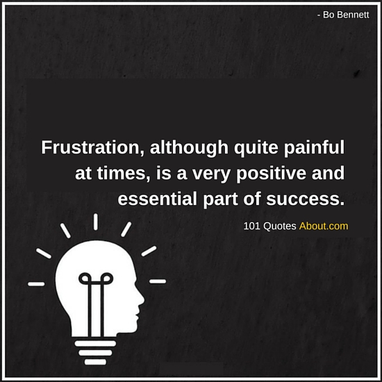 """Frustration Quotes"""