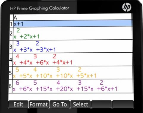Calculadora gráfica hp prime graphing calculator