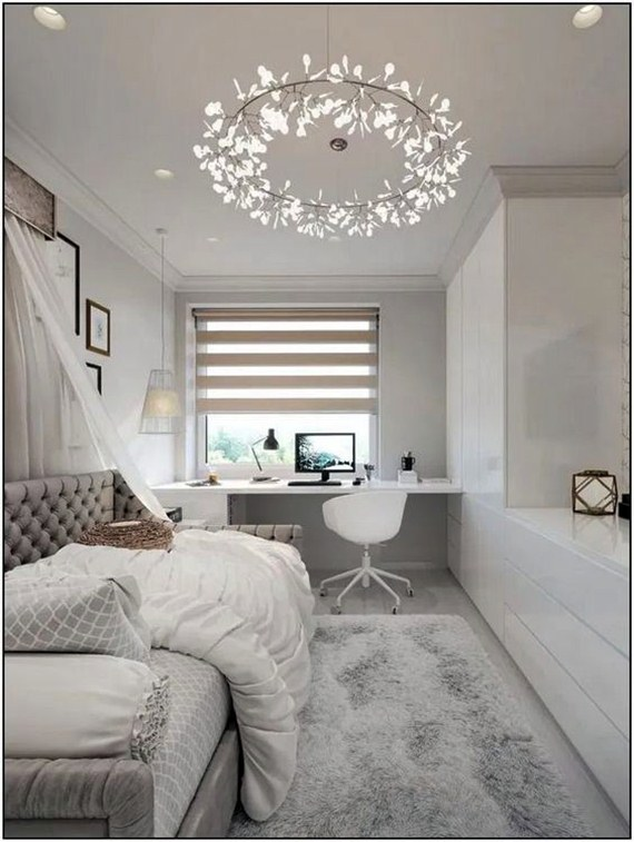 15 Gorgeous Small Bedroom Design For Teenage Girls Dream House