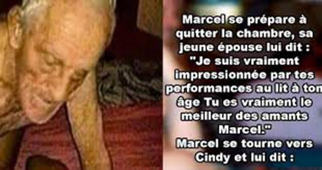 Marcel épouse