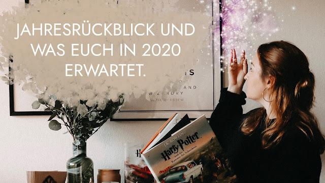 2020 wird alles besser! Wie es hier weitergeht und über was ihr euch freuen dürft.