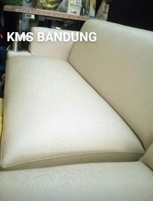 Hasil reparasi sofa