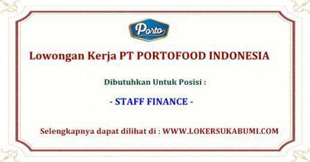 PT Portofood Indonesia