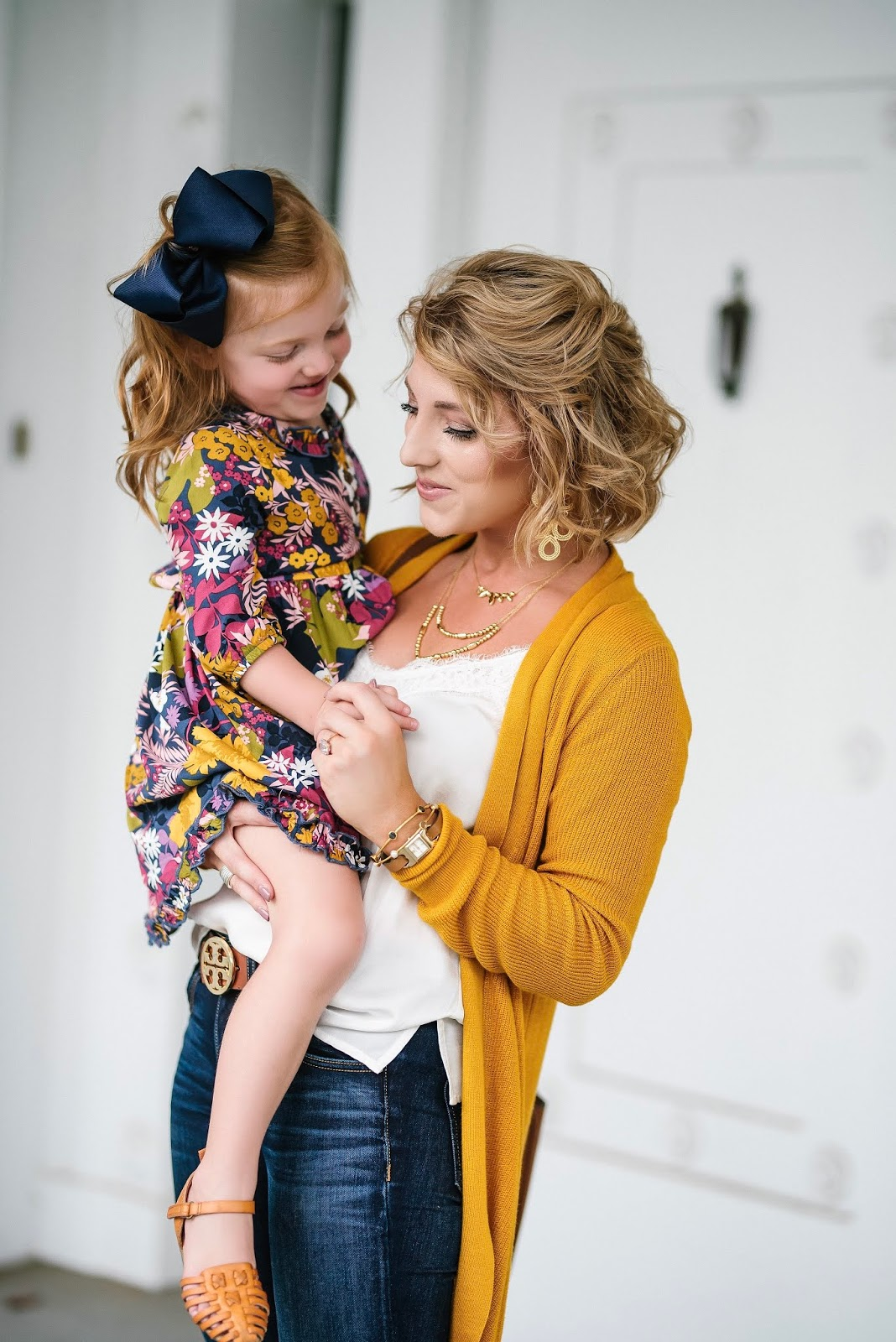 Mommy & Me Transition Looks: Target Style! - Something Delightful Blog @racheltimmerman