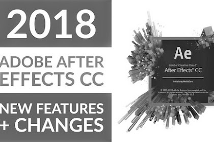 free Download After Effect CC 2018