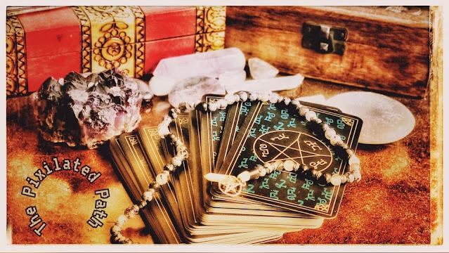 Foresight Friday Reading using the Supernatural Tarot