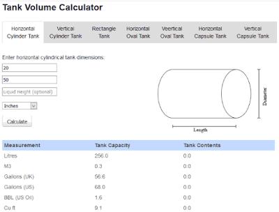 Cara menghitung volume cairan dalam tangki-5