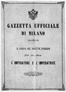 francesco giuseppe sissi milano