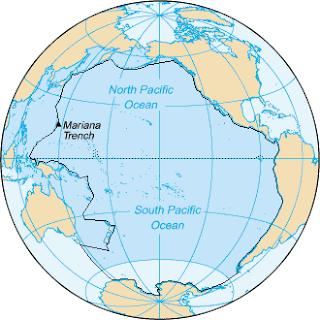 Samudra Teluas Di Dunia